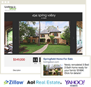 ListingDoor provides you with the tools to sell your home for sale by owner
