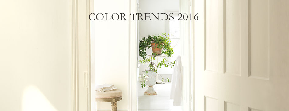 2016 Paint Color of the Year