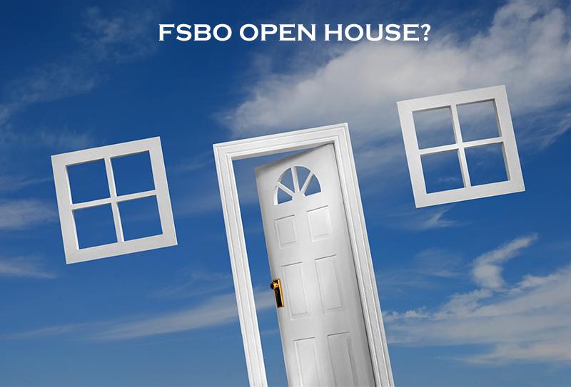 FSBO open house