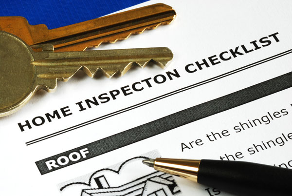 comprehensive home inspection checklist